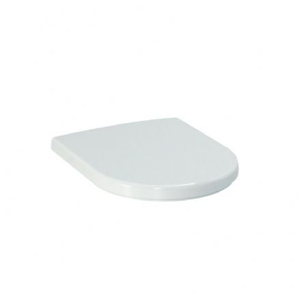 891951 - Laufen Pro Luxury Removable WC / Toilet Seat & Cover With Soft Close Mechanism - 8.9195.1